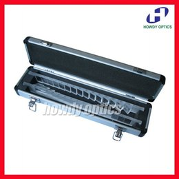 Wholesale HVB prism bar set prism set with one piece of horizontal type and one piece of vertical type packed with aluminium case