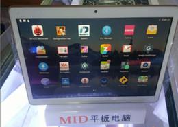 Nouveaux écrans de téléphone en Ligne-Brand New 10 pouces Huit Core3G 4G Téléphone Navigation GPS Réseau illimité WiFi IPS Retina écran 4 Go de mémoire 64 Go de disque dur carte double