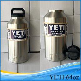 Wholesale High quality Brand Cups oz Cups Cooler Rambler Tumbler mugs Cars Beer Mug larger capacity DHL
