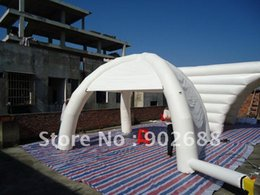 Wholesale New arrvail inflatable Tent whole retail configuration air blower Crazy price