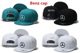 Wholesale Fashion Designer Motor Racing Baseball Caps Hats Supply For Adults Mens Womens Sport Adjustable Car Brands Caps Hats For Party Gorras Gift