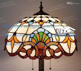 Gross Barock Tiffany Wohnzimmer Lampe Stehleuchte Vertikale Studie Europischen Stil Farbe Glas