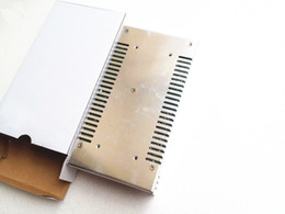 Metal box switching power supply 200W 250W 350W 360W 400W 500W LED light switching power supply