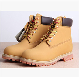 Brand Men Women Genuine Leather Waterproof Outdoor Boots Winter White Snow Boots Cow Leather Hiking Shoes Leisure Ankle Boots