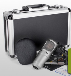 AIBIERTE High Quality Sound Takstar SM-7B-M Condenser Studio Microphone Broadcasting And Recording Microphone & Mic No Audio Cable HOT