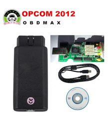 Wholesale Opcom OP Com V Can OBD2 for Opel Firmware V1 OP Com for Opel Opcom OBD2 Diagostic Tool CAN BUS Interface