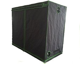 Wholesale 240 indoor Hydroponics Grow Tent Greenhouse Reflective Mylar Non Toxic Room