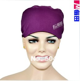 Wholesale Matin surgical cap dedicated doctors and nurses cap cotton hat hair apply a solid color