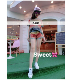 Wholesale 2XL XL extra Plus size Summer new style women s casual plus size print short sleeve blouse running shorts twinset sports suits