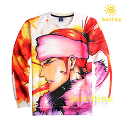 Wholesale 2016 August new arrival D print red color Zhaoyun hoodies Unisex womens mens cool sweatshirts sizes inc bargain price