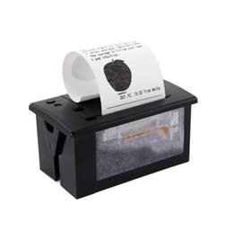 Wholesale Embedded Thermal Printer TTL V support Raspberry Pi Beaglebone black AM335x imx6 board linux android driver