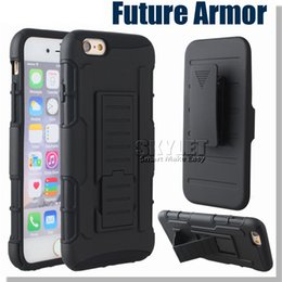 Wholesale For Note Case Iphone Case Hybrid Robot Case Armor Impact Case For Zmax Pro Z981 Coolpad With Belt Clip Holster Kickstand Combo Case