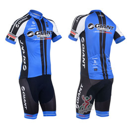 2016 giant Men Cycling Jerseys Sportswear Men's Road Racing Cycling Clothing Jersey Ciclismo Bicycle Athletic Bike Jerseys Bibs Shorts Sets
