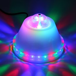 Wholesale LED Bluetooth Speaker Stage Light Magic Ball Effect Light Disco DJ Party Stock Offer