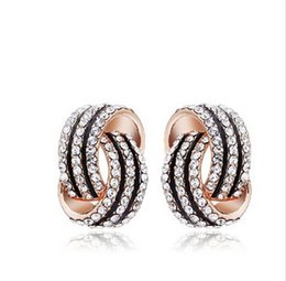 Wholesale Summer Style bijoux sholl Earrings For Women Stud Earring brincos Roxi Outstanding Woman Fine Jewelry Ornamentation The New