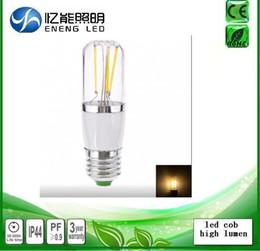 Wholesale Led Corn Globe - 10pcs lot DC12V Led Bulbs E14 E27 LED corn light Lamp 3W4W6W Filament Candelabra Edison Filament Type Bulb Lighting
