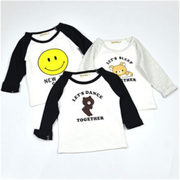 Cute Baby Boy Clothes Toddler Baby Girls Clothes Korean Baby Clothing 2017 New Style Autumn Kids Clothing