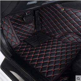 Wholesale Honda Fit Accord Odyssey Stream Civic Stepwgn CR V Suzuki Swiift Honda HR V Jazz CR VMazda CX CX BT car floor mat