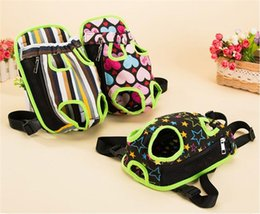 Wholesale 2016 High quality pet bag chest bag portable puppy dog out bag pet dog backpack cats bags