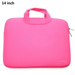 Wholesale 2016 New Arrival Durable Dual access Zipper Inch Laptop Bag Tablet Pouch Sleeve for MacBook Air Pro inches for Laptop