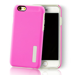 Wholesale IPhone Plus in Case TPU PC Matting Cell Phone Case Shockproof Productive Back Cover For iPhone s Plus