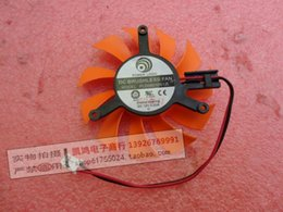 Wholesale Dylan ATI Sapphire graphics card fan diameter of cm hole spacing cm PLD06010S12L cooling fan order lt no track