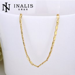 High quality Gold-plated classic wild chain wholesale manufacturers selling high-end fashion chain hypoallergenic free shipping