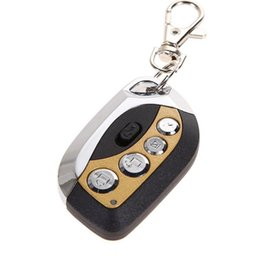 Wholesale 433MHz Remote Control Duplicator Wireless Auto Copy Remote Controller Multi Function Control with Keychain for Door Car