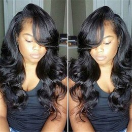 High Quality Brazilian Hair Wig Lace Front Wig Side Part 100% Human Hair Ful Lace Wig Glueless Swiss Lace Wig