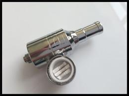 NEW Triple Coil Wax Atomizer D-CORE coils vaporizer skillet ceramic cotton atomizer dual quartz coil Rod Dry Herb Atomizer D-Core Tank