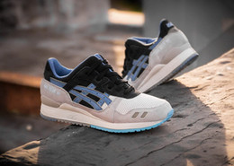 Wholesale Whosale Best Asics GEL Lyte III Men Women Running Shoes High Quality Cheap Training Fashion For Sale Online Retro Basketball Shoes