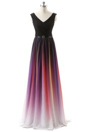 Best Selling A Line V-neck Floor Length Turquoise Chiffon Tank Prom Dresses Pleats Discount Prom Gowns Formal Evening Dresses