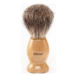 2016 Branded Man Face Cleaning Brush Black Handle Superfine Pure Blaireau Shaving Beard Brush Shaving Brush Male Cleaning Tool