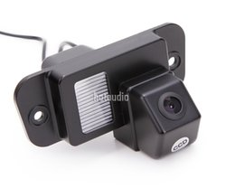 Wholesale CCD Car Parking Camera for SsangYong ACTYON Auto Backup Rear View Reversing Review Park kit Night Vision