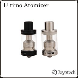 Wholesale Joyetech Ultimo Atomizer with Specially Designed MG Series Heads Ultimo Tank with Top Filling System Improved Airflow Control Original