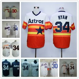Wholesale Nolan Ryan Jersey Throwback Houston Astros Rainbow Los Angeles Angels New York Mets Texas Rangers