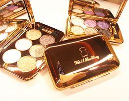 2017!6colors of diamond bare eye shadow makeup smoky eye shadow palette makeup cosmetics professional makeup brush free shipping