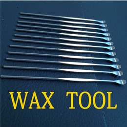 Wholesale Cigarette Pax - Donut wax dry herb Herbal vaporizers vape pen e cigarettes tool Dabber Tool For Pax Vaporizer Ago Atmos Skillet Globe Tank Wax Tool