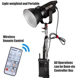 Wholesale Aputure Light Storm COB t CRI97 K W LED Video Light Portable Continuous Studio Photography Location Light with Bowens Mount D4356
