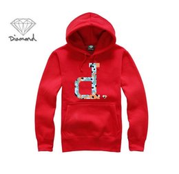s-5xl free shipping u998 Diamond Supply for men hoodies hip hop hoody new sweatshirt men's clothes pullover