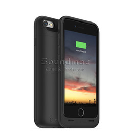 Wholesale iphone s Power Bank Case mAh External Battery Cover for iphone s inch mAh mAh with Retail Box
