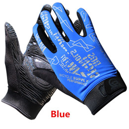 Acheter en ligne Gants dirt bike-2015 Gants New Dirtpaw Racing Motocross pour BMX VTT MTB MX Off Road gant Dirt Bike vélo de bicyclette gants moto moto