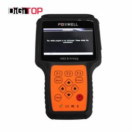 Wholesale Reliable Manufacturer Foxwell NT630 AutoMaster Pro ABS Airbag Reset Tool Air Bag Crash Data Reset Diagnostic Scanner
