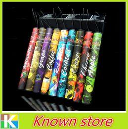 Wholesale 500pcs E ShiSha Time Disposable Cigarette E HOOKAH Pen Puffs Various Fruit Flavors Colorful SHISHA TIME Pens Electronic Cigarette