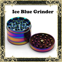 Wholesale Newest Rainbow Grinders Zinc Alloy Grinder mm Diameter Piece Grinders Herb Crushers Fast Shipping From Sharpstone