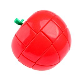 Wholesale Brand New YongJun Apple Magic Cube Classic Toys For Learning amp Education