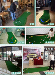Fashion Golf green 2016 the newest golf training aids foot Golf practice blanket free send golf ball +red flag+brush
