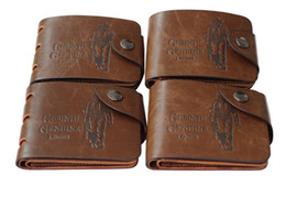 Wholesale 2016 Hot Luxury Fashion Men s Genuine Leather Wallet Hasp Money Clips Purse Wallet Man Male CC2368