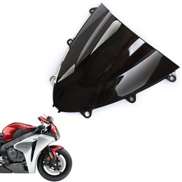 Wholesale ABS Double Bubble Windscreen Windshield Shield for Honda CBR RR