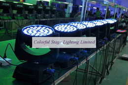 Free shipping High quality 36x10W RGBW 4 in 1 Moving Head LED Wash for Stage DJ Disco